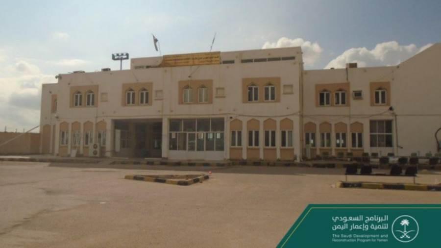 البرنامج السعودي: تطوير مطار الغيضة في مرحلته النهائية
