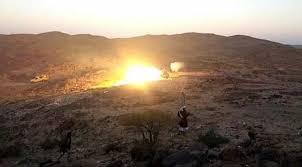 مصرع مجاميع مسلحة في هجوم شرس لقوات المقاومة بقعطبة