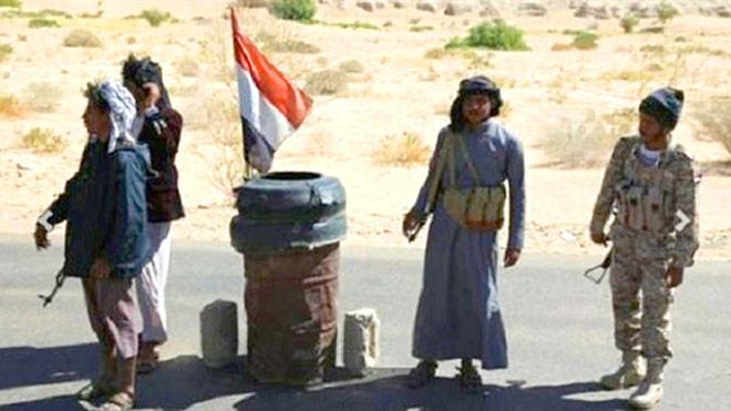 قوات امنية تعتقل 2 من منتسبي النخبة الشبوانية بعزان