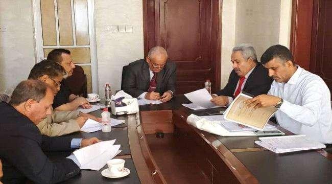 وزير الخدمة المدنية والتأمينات يلتقي رئيس مجلس إدارة البنك الأهلي