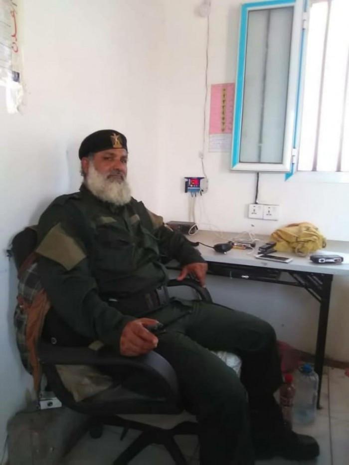 قوات الحزام الأمني تتوعد بيان شديد اللهجة عقب جريمة اغتيال القائد أبو راغب