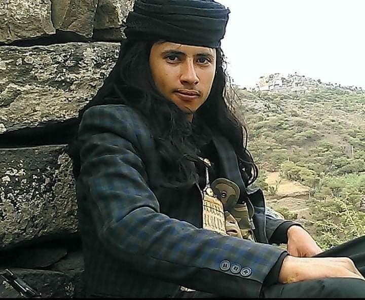 شاهد صورة لقاتل والده ووالدته واشقائه وجيرانه في محافظة تعز