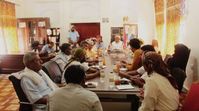 تنفيذية انتقالي سقطرى تعقد اجتماعاً استثنائياً