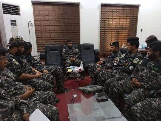 قوات حماية المنشآت تناقش الخطة الأمنية خلال عيد الأضحى
