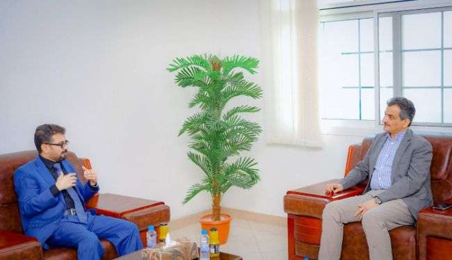 المحافظ لملس يطلع على جهود الجهاز المركزي للرقابة والمحاسبة في عدن