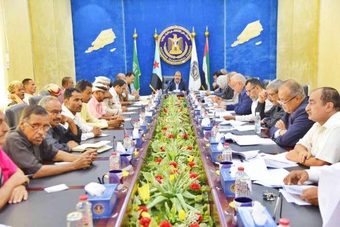 الانتقالي يوجه دعوة عاجلة للتحالف بشأن الشرعية