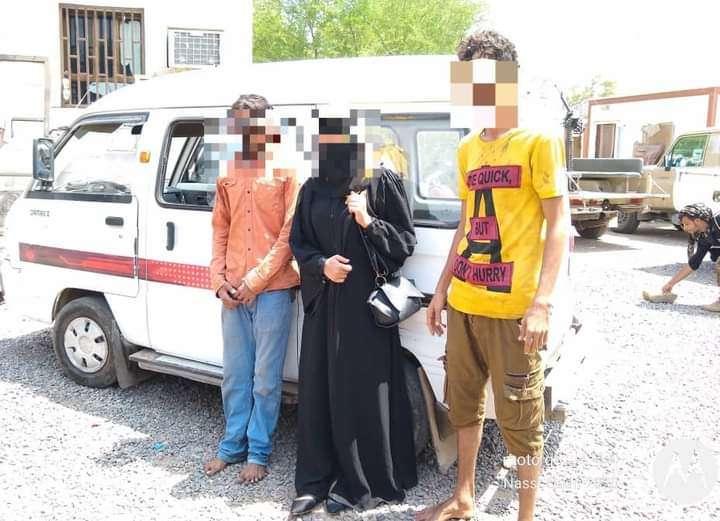 ضبط عصابة بينهم فتاة متهمين بممارسة الدعارة والترويج للمخدرات بالمدينة الخضراء