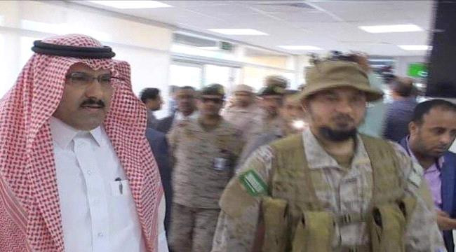 بشرى سارة يزفها السفير السعودي بشأن العاصمة عدن (تفاصيل)