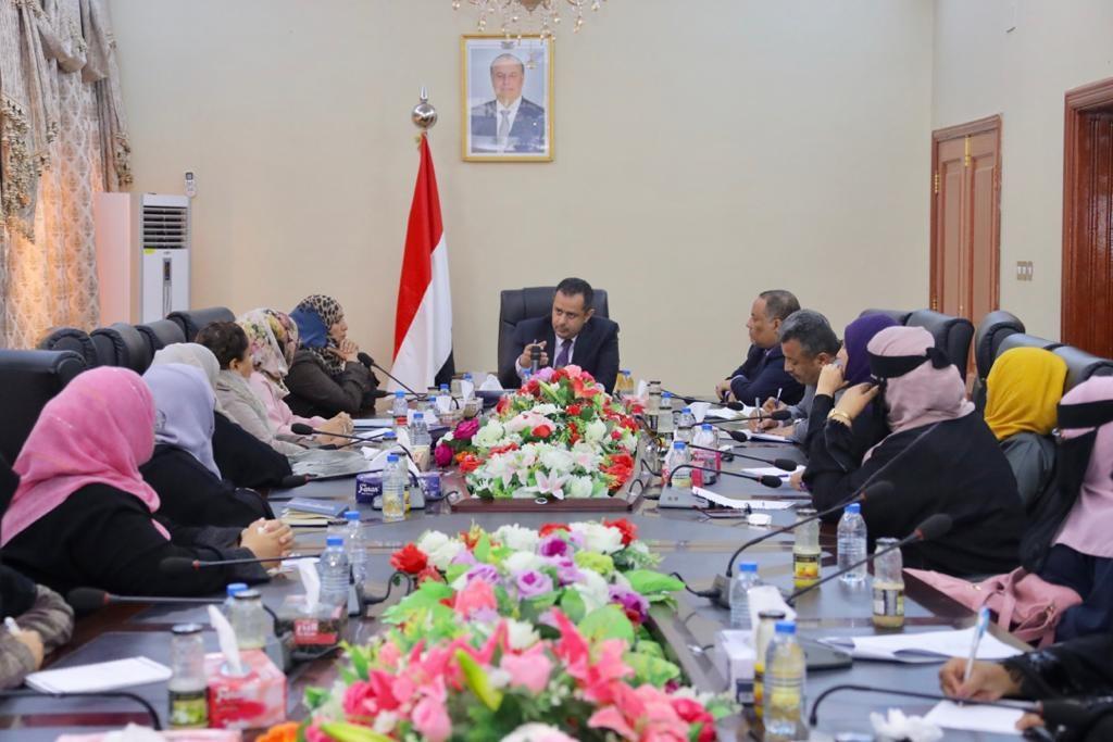 معين عبدالملك يحذر من أي محاولات لإفشال إتفاق الرياض